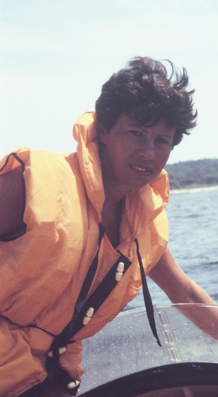 Photo maman décédée de la maladie de Charcot