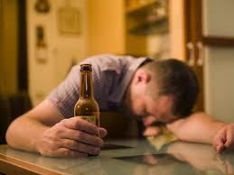 Personne alcoolique